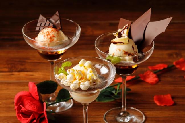 チョコレートカクテルフェア