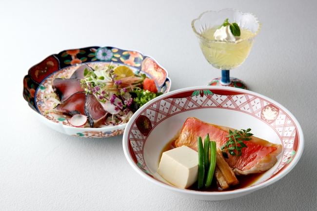 都ホテル 岐阜長良川「日本料理 かいらん亭」一品料理にてご用意