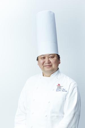 総料理長 吉田 泰宏