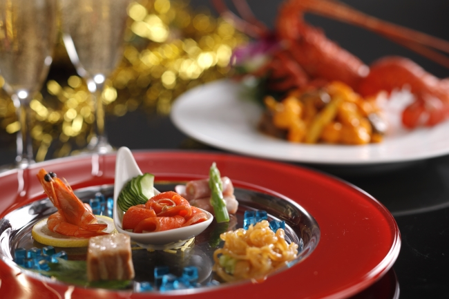 中国料理 四川「The Premium Chinese Christmas ~聖誕節~」