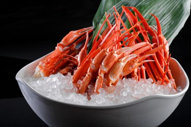 ボイル トゲズワイ蟹