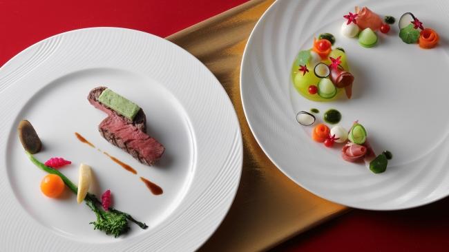 レストラン&ラウンジ eu(ゆう)コース(イメージ)
