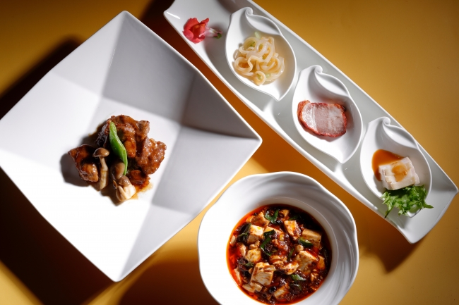 <ランチ>中国料理 四川(4月の料理)