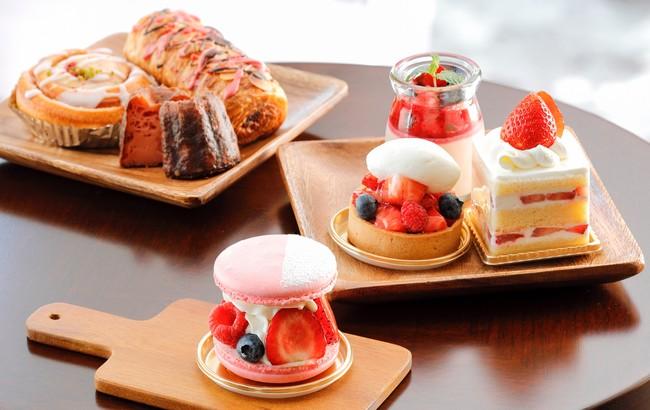 カフェ&グルメショップ カフェベル Strawberry Sweets & Bread