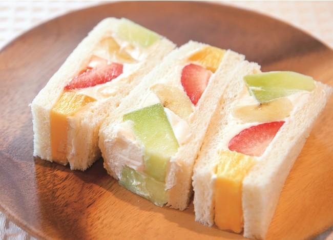 フルーツサンド(山口果物)