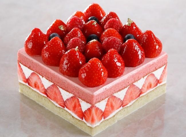 カフェ&グルメショップ カフェベル「ひな祭りケーキ」