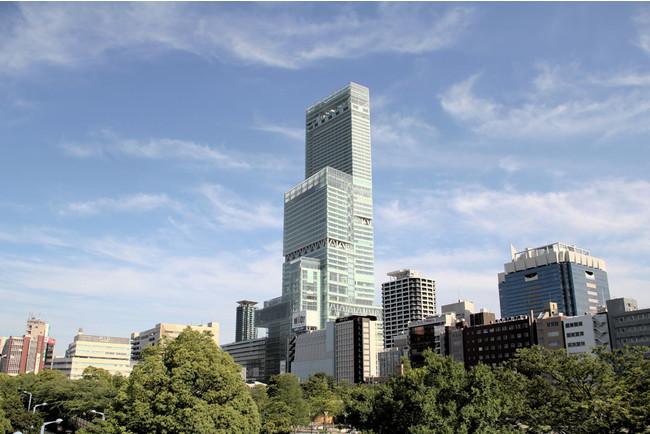 超高層複合ビル・あべのハルカス