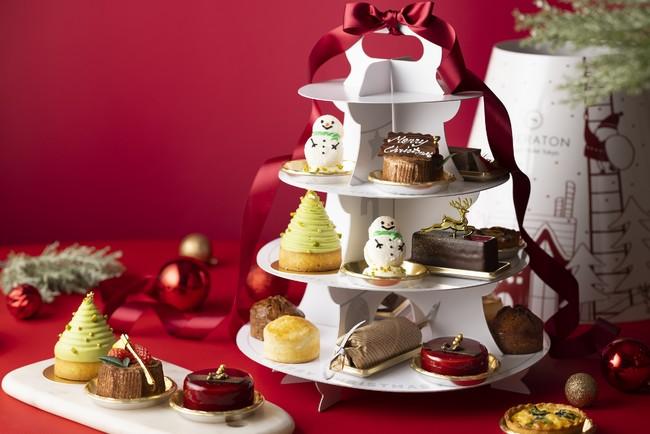 クリスマススイーツBOX