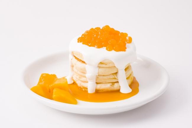 タピオカパンケーキ マンゴー