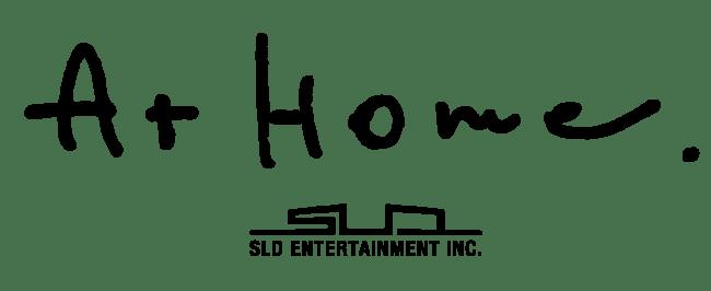 「SLD At Home」ロゴ