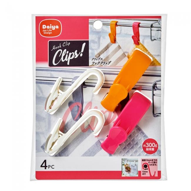 『クリップス フッククリップ』商品パッケージ