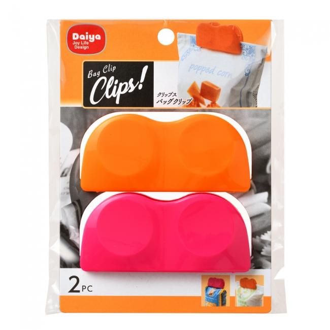 『クリップス バッグクリップ』商品パッケージ