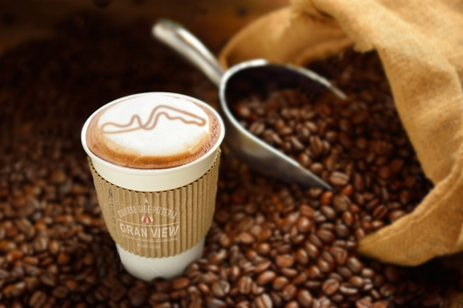 -GRAN VIEW-コーヒー