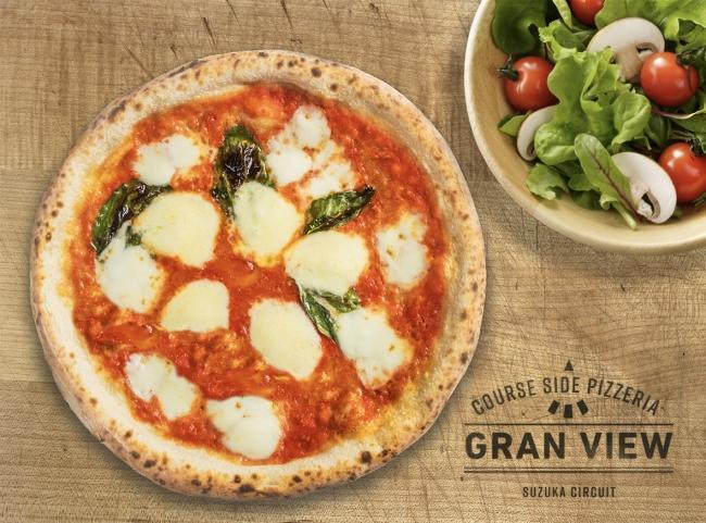 -GRAN VIEW-マルゲリータピザ