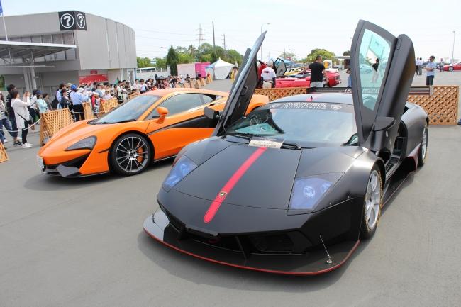スーパーカーフェスティバル