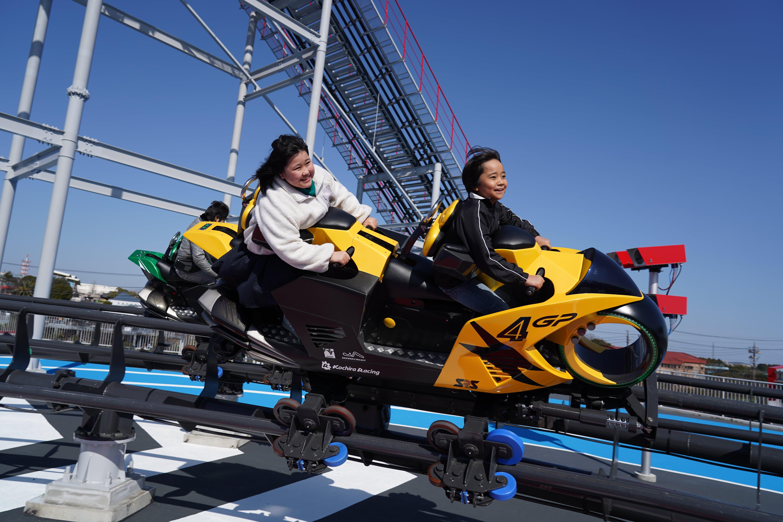 2020春!鈴鹿サーキットに2大新アトラクション「GP RACERS・KART ATTACKER」&新ホテル「THE MAIN」がオープン