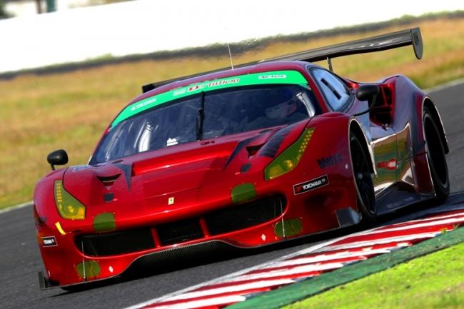 フェラーリ 488GT3イメージ