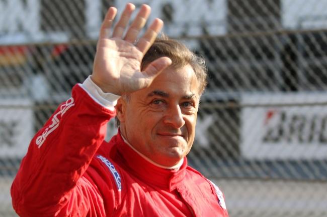元F1ドライバー ジャン・アレジさん