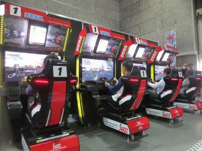 SEGA World Drivers Championshipイメージ