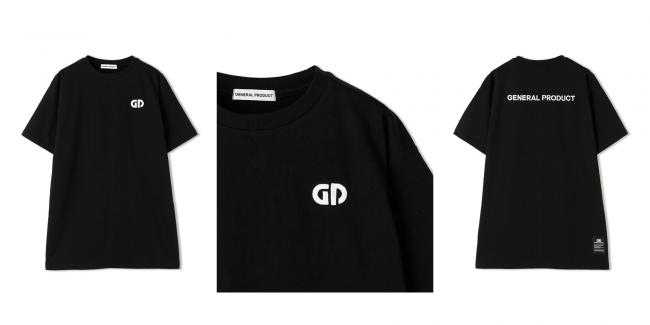 GP Logo Tee:¥5,000(税抜) Color:black , white
