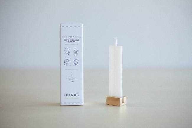 CARD CANDLE