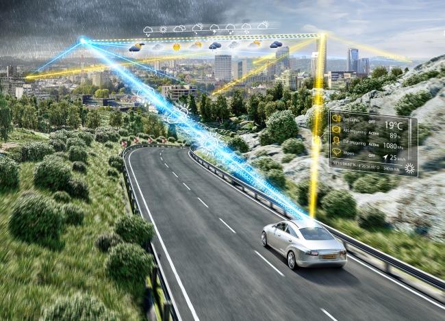 車両スワームが気象データを利用、最適化してリアルタイムの気象情報を提供