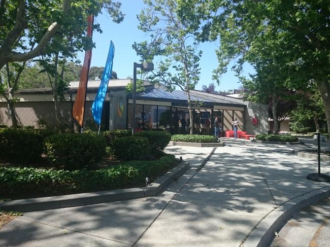 シンギュラリティ大学キャンパス