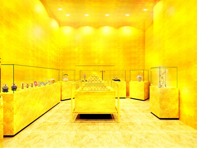 黄金 の 金