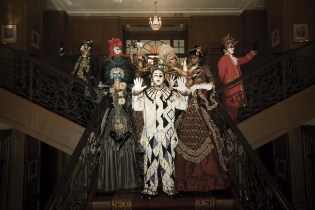 非日常の世界へようこそ。ハウステンボス 大カーニバル 「仮面舞踏会 ...
