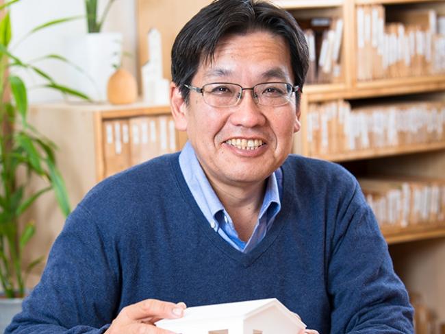 講師は一級建築士の塩谷敏雄