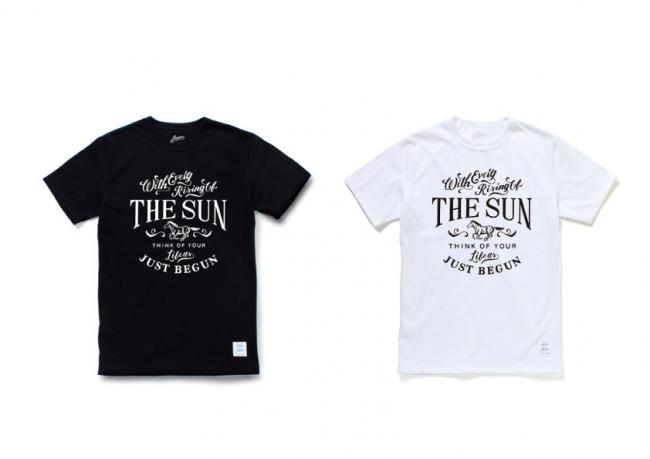 10月9日~発売予定のTシャツ