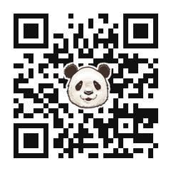 ベンデル先生キャラクターグッズオンラインショップQRコード