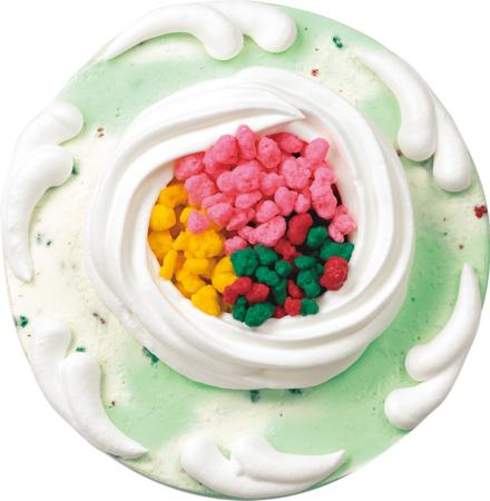 パチパチはじける 4色(赤・緑・黄・ピンク)の ポップロックキャンディ!