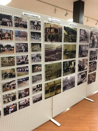 約120点の昭和の写真を展示