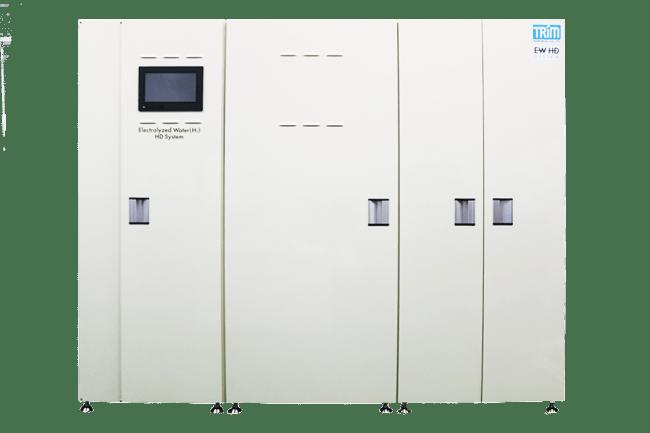 電解水透析(R)多人数用透析用水作製装置 EW-SP75シリーズ