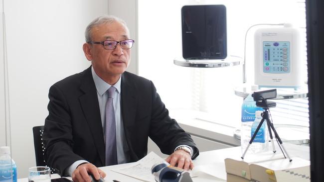 東京トヨペット前副社長 トヨタ販売連合健康保険組合  伊藤 隆之前理事長