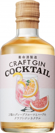 CRAFT GIN COCKTAIL