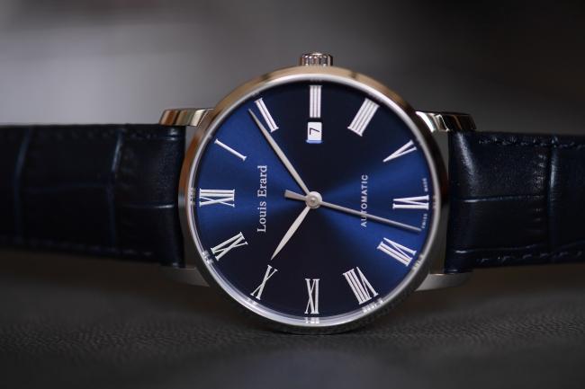 日本限定20本発売となる「Excellence 3h Navy-blue Limited」