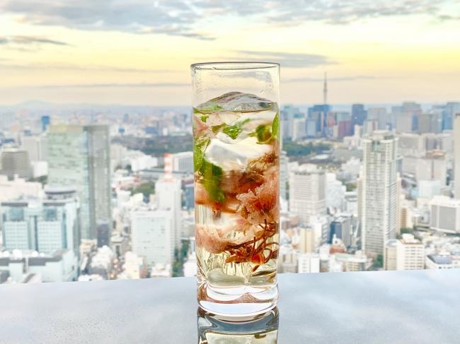 The Ritz-Carlton, Tokyo The Bar (六本木エリア) サクラ・ディピティ