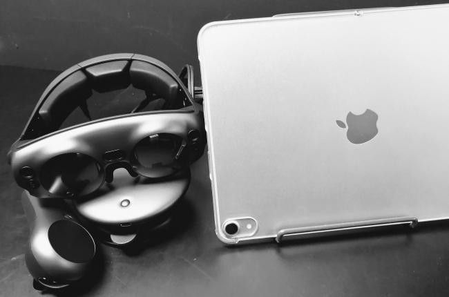 ウェアラブル デバイス、タブレット、スマートフォンなどの多種多様なマルチ デバイスと連携