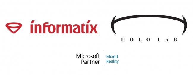 MRPP認定企業同士のインフォマティクスとホロラボが提携