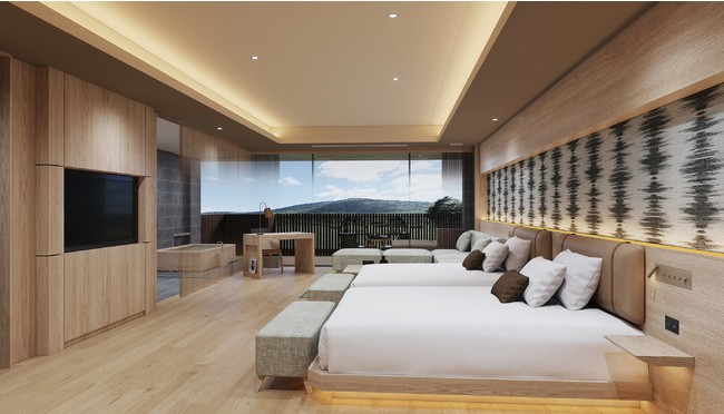 ANAインターコンチネンタル安比高原リゾート 客室イメージ1