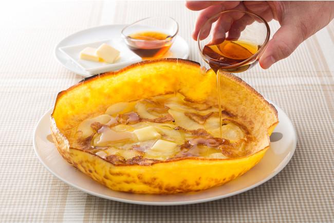 ラウンジ「ORIGAMI」 ジャーマンアップルパンケーキ イメージ