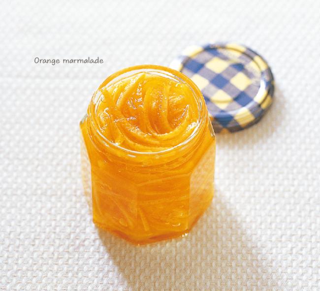 オレンジマーマレード。バリエーションも紹介