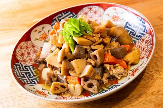 博多の郷土料理「がめ煮」