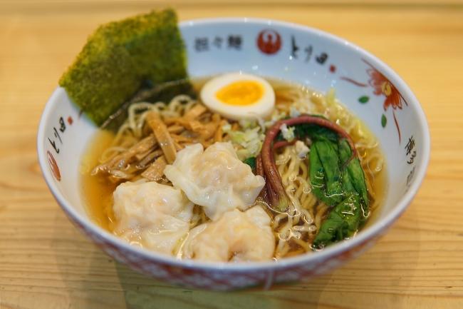 海老ワンタン麺 950円(税込