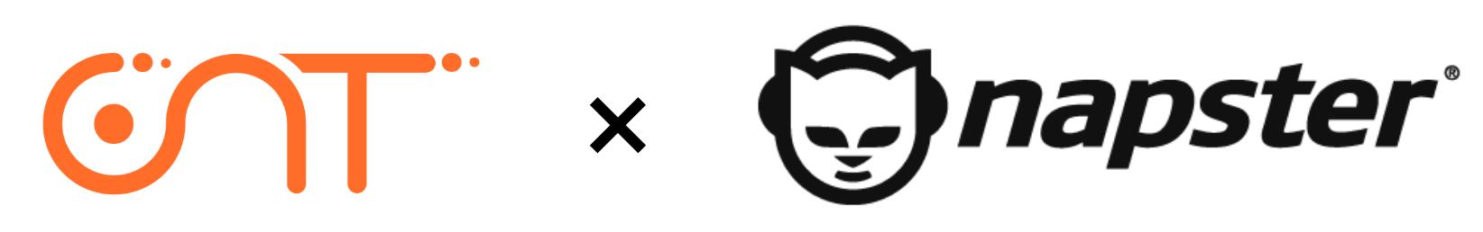 """Powered by Napster""""音楽ストリーミングプラットフォーム運営の ..."""