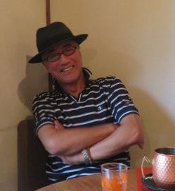 橋本康伸さん(ペンションみかんの郷)