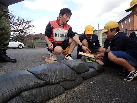 地域合同防災訓練