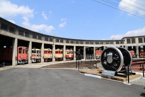 【岡山県】鉄道ファン必見!回る転車台は迫力満点!夏休みは ...